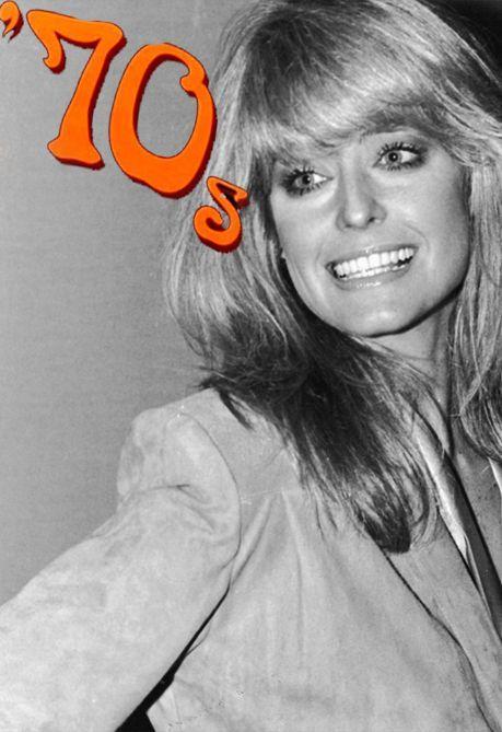 capelli anni 70 donne | Capelli anni '70, Capelli e trucco ...
