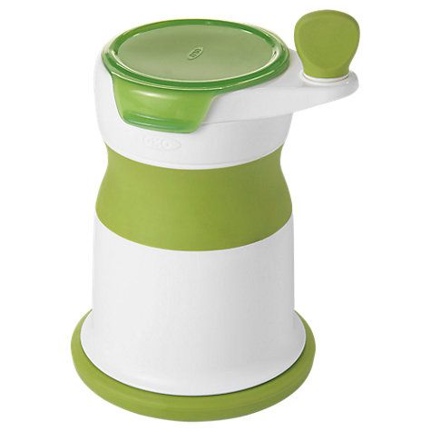 Oxo Tot Mash Maker Baby Food Mill Teal Baby Food