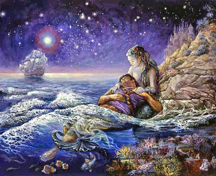 Siren and prince par josephine wall beautiful creatures pinterest siren and prince par josephine wall voltagebd