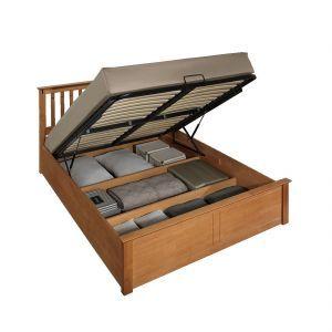 Kensington Wooden Storage Bed