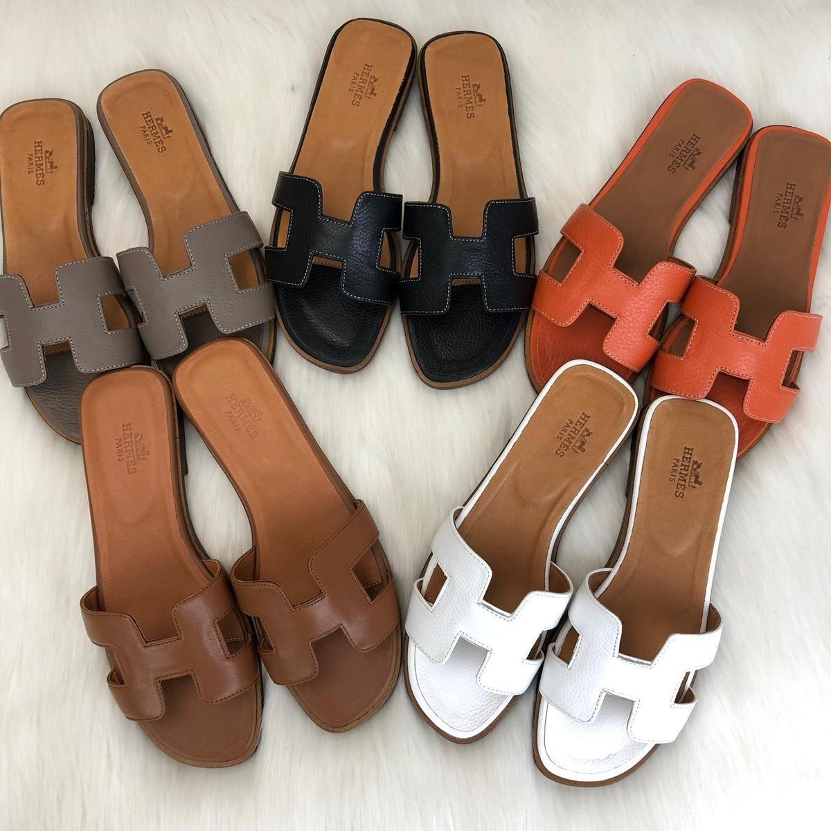 NEW Women Oran sandals Flat slippers