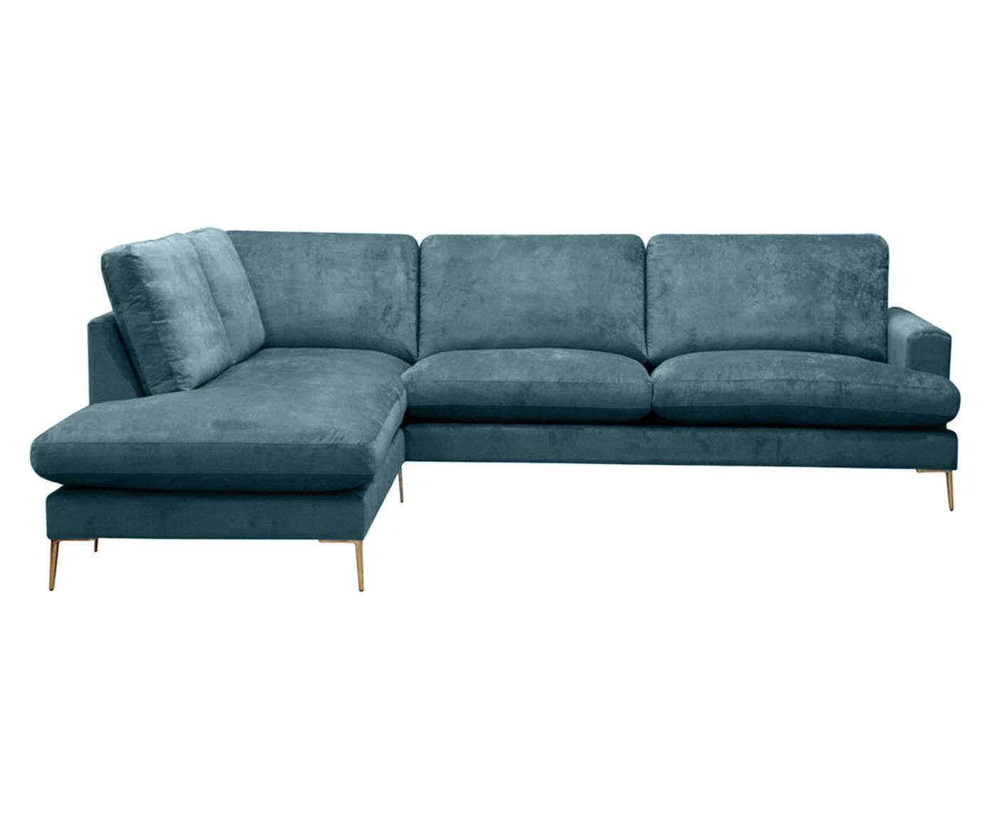 Super-Stoff Samt Glanz für edle Moderne | Westwing Home ...