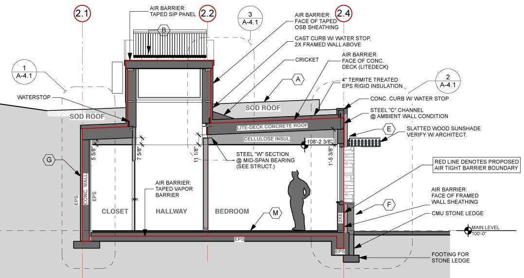 Earthship Home Floor Plans: Earthship Farmstead:: Kaplan Thompson Architects