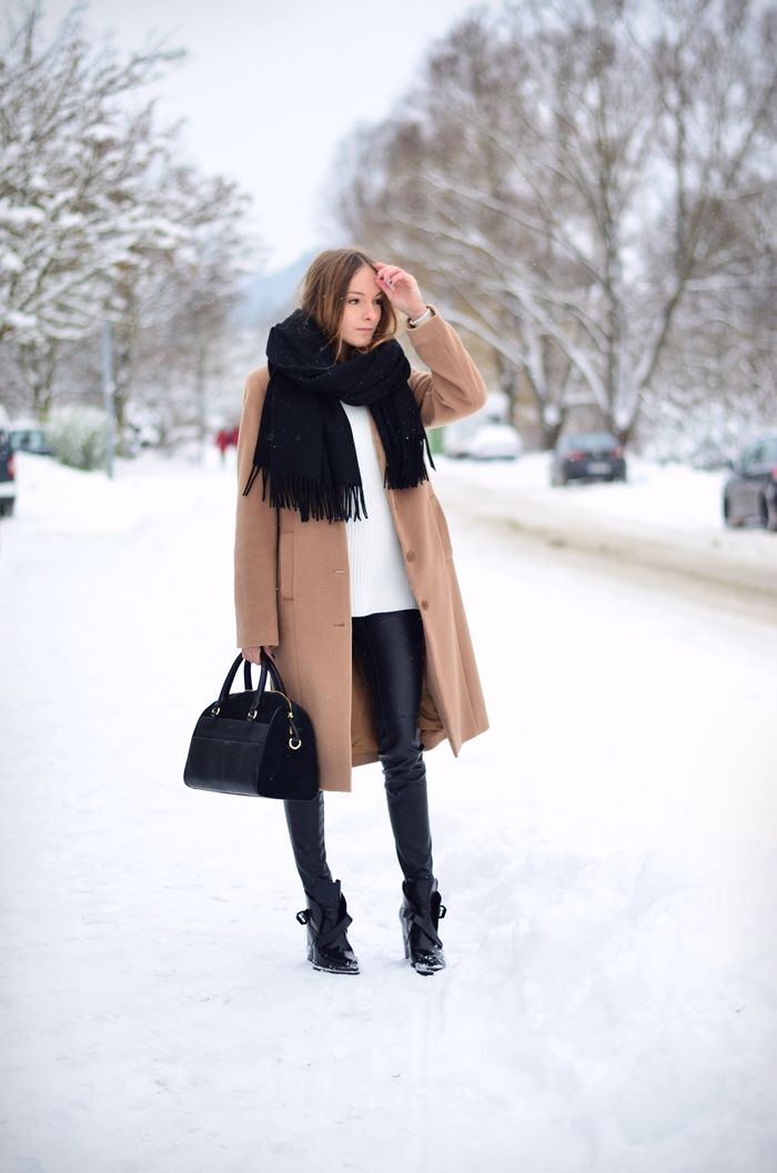 !by ANNA - Fashion and Lifestyle Blog: The Camel Coat