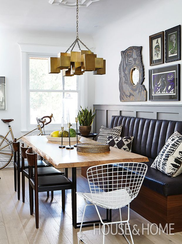 46+ Dining room banquette seating inspirations