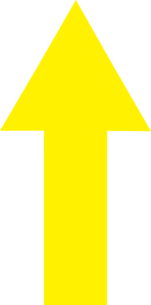 File Yellow Arrow Up Png Arrow Yellow Letters