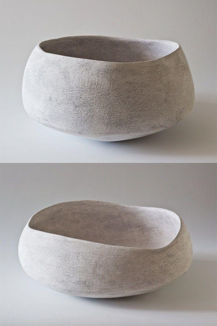 Lithic Sculptural Vessels - yashabutler.com #modernceramics
