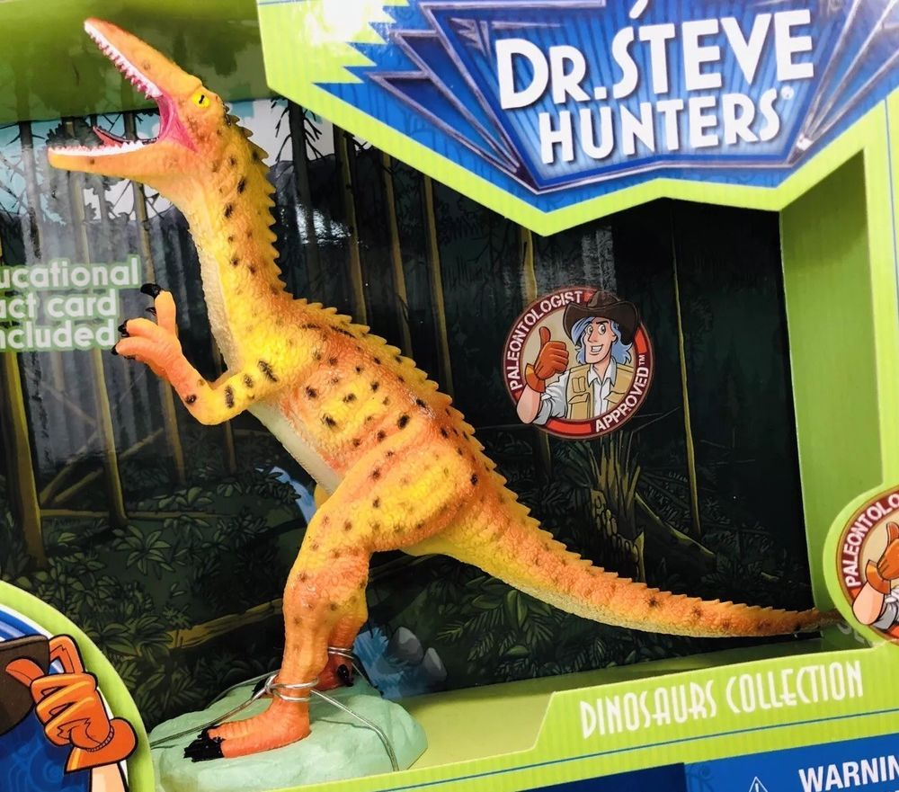 Steve Hunters Dinosaurs Collection Pachycephalosaurus Dr