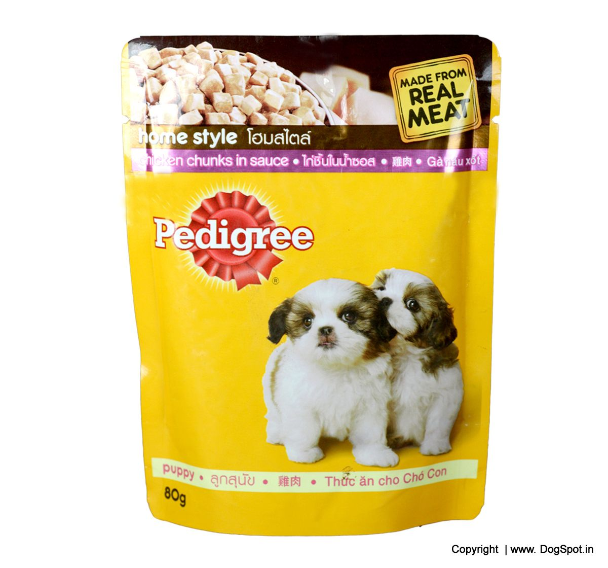 Pedigree Dog Treat Puppy Chicken Buy Online Pedigree Dog Food Http - Every day this dog goes shopping all by himself to get treats