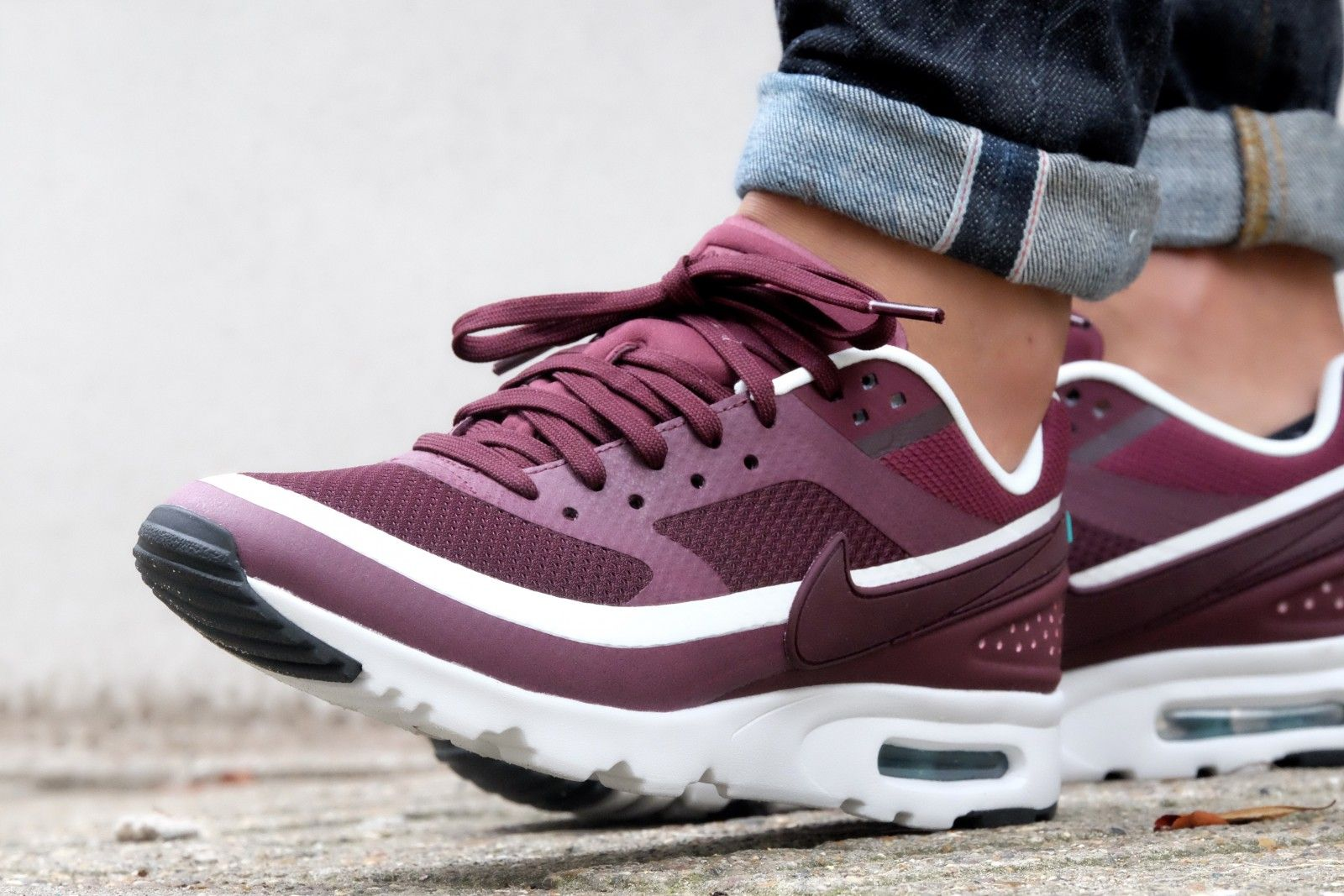 Nike WMNS Air Max BW Ultra Night Maroon Summit White | Nike