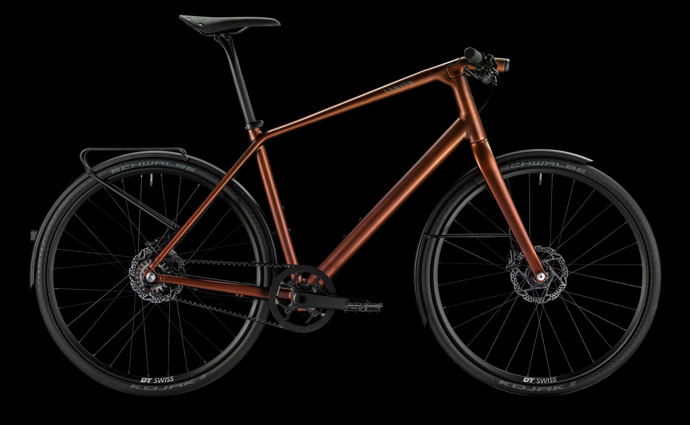 CANYON | COMMUTER 8.0 - A bike with high design and even higher practicality