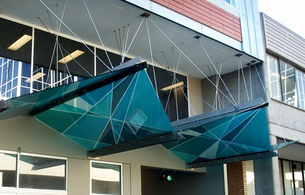 Glass Canopy Design Modern Canopy Systems Lightbox Design Home & modern glass canopy for roof is better than polycarbonate ...