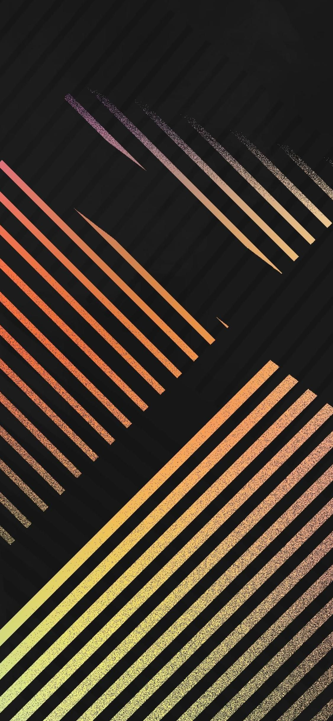 Abstract Lines Shapes 4k In 1125x2436 Resolution Abstract Lines