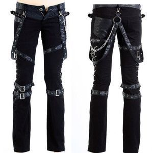 Buckled Trousers