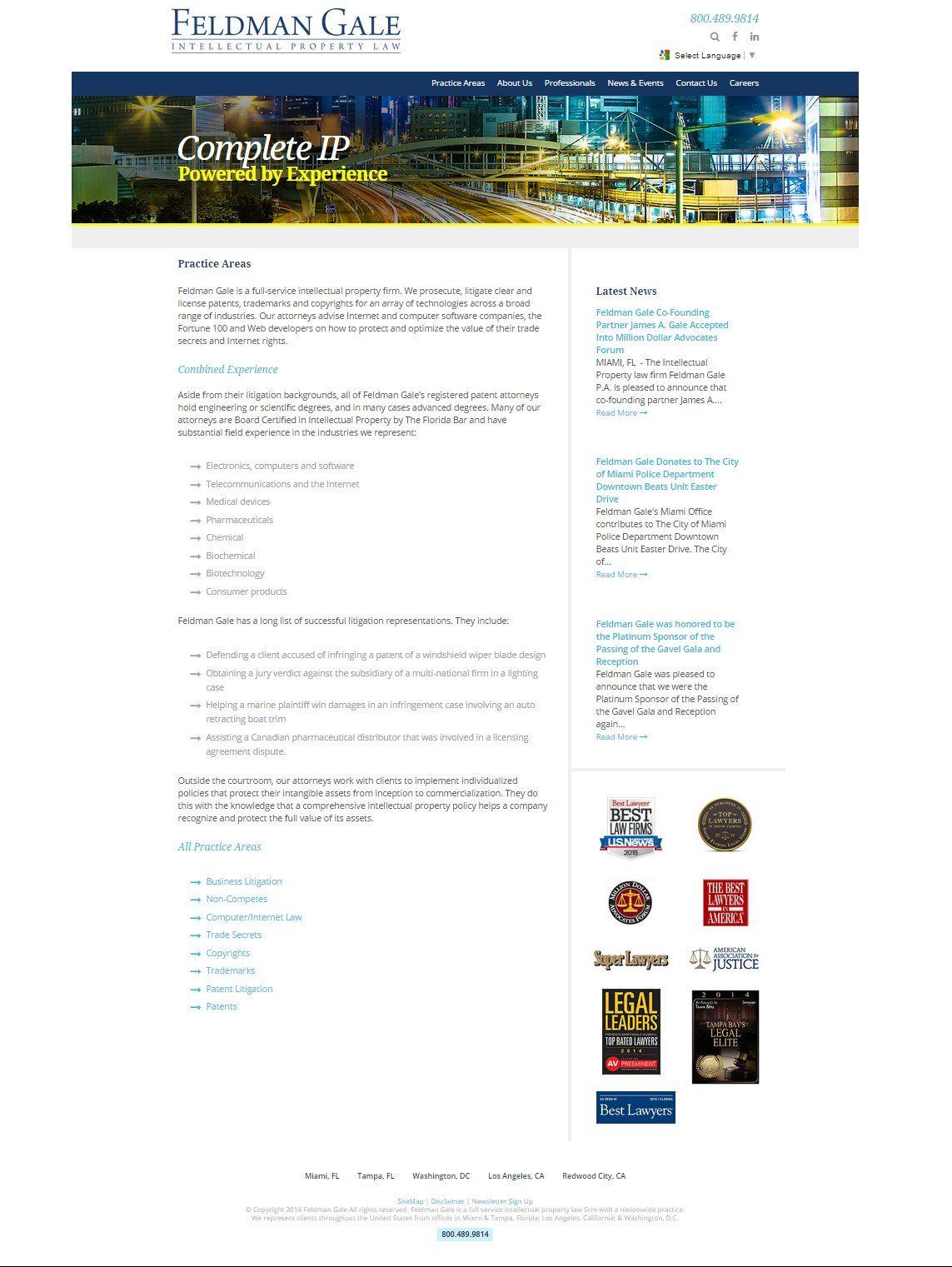 Law Firm Web Design Legal Websites Lawyer Websites Attorney