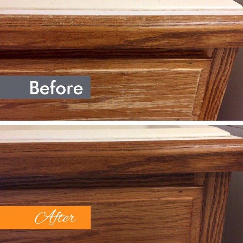 Home Wood refinishing, Refinish countertops, Classic