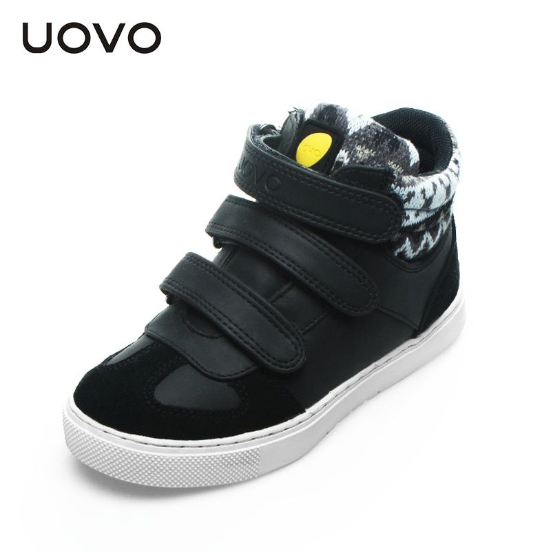 UOVO autumn children shoes boys and
