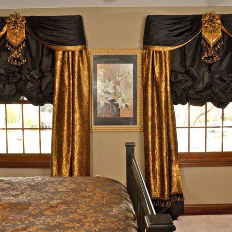 Bedroom Design Ideas Pictures Remodels And Decor Curtains Impressive Interior Design Curtains Remodelling