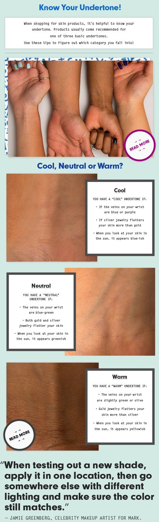 How to Find Your Perfect Foundation Color