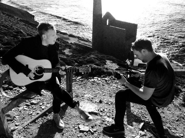 Jamming....In Cornwall x
