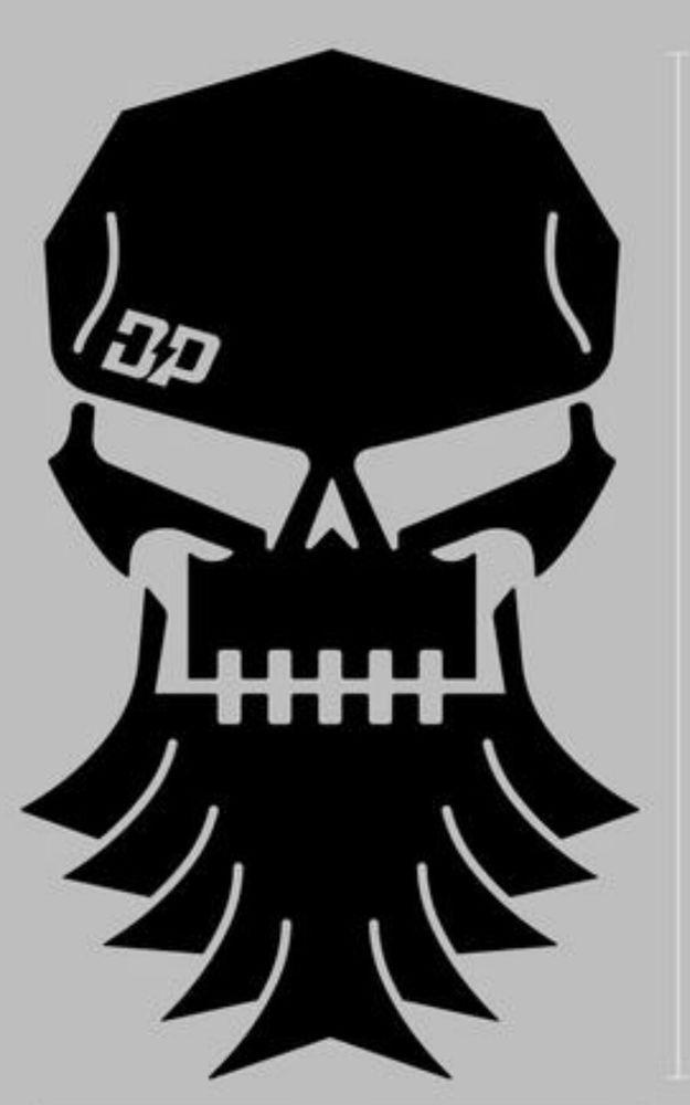 c786ced0 Diesel Sellerz Diesel Power Skull Decal Diesel Brothers DP truck sticker 5  x 6 #oracal