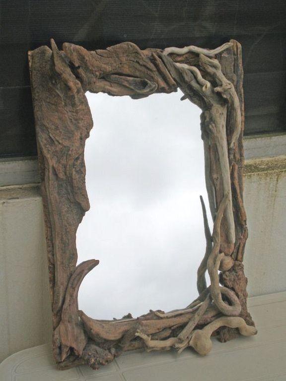 Photo of 20+ great wooden mirror frame design ideas – #design #frame #Idea