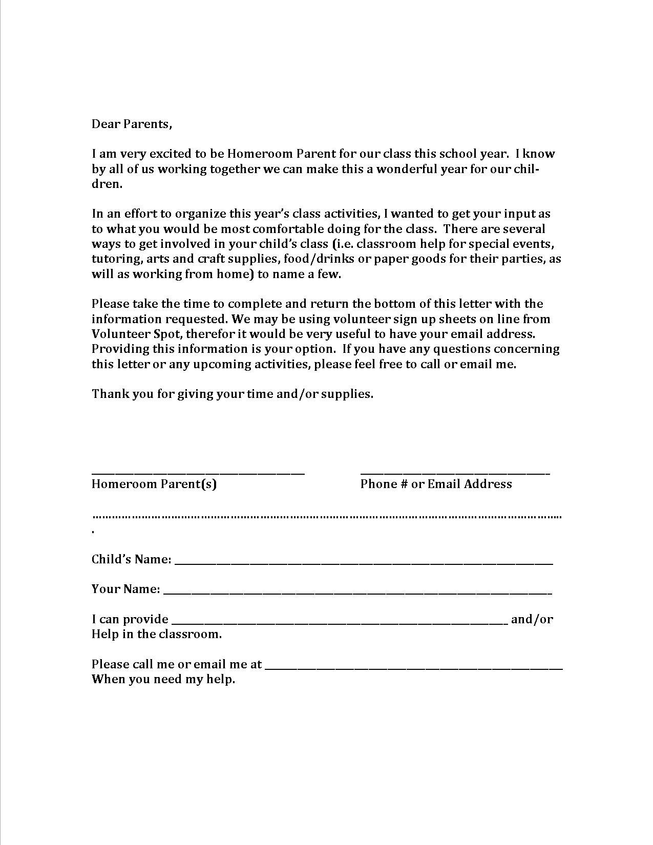 Community Service Letter Template For Students from i.pinimg.com