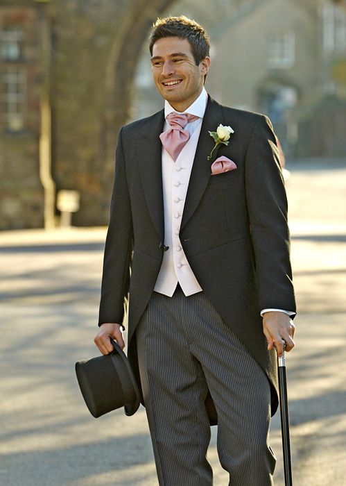 Black Tailcoat | Tailcoats | Pinterest | Wedding