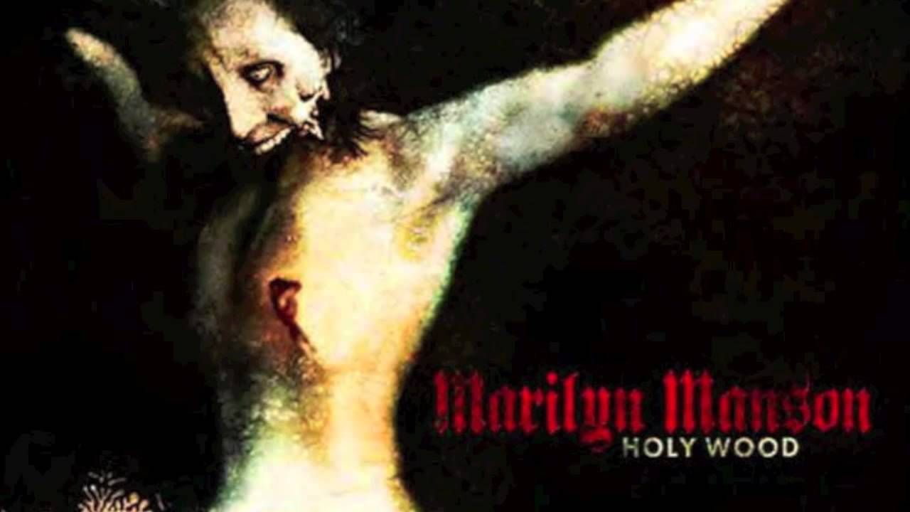 Resultado de imagen de Marilyn Manson - Holy Wood original album cover
