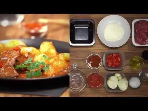 HP 5031 Krups Prep \ Cook - Rezept - Gulasch prep\cook - prep cook