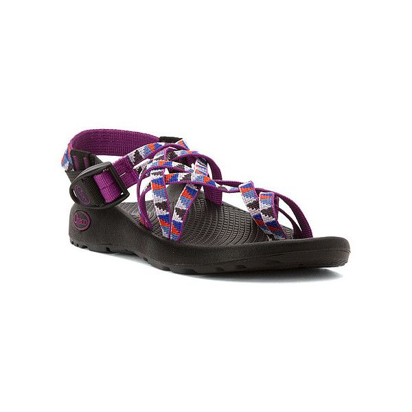 bb28bf8ec73d Chaco ZX 2 Classic ( 105) ❤ liked on Polyvore featuring shoes ...