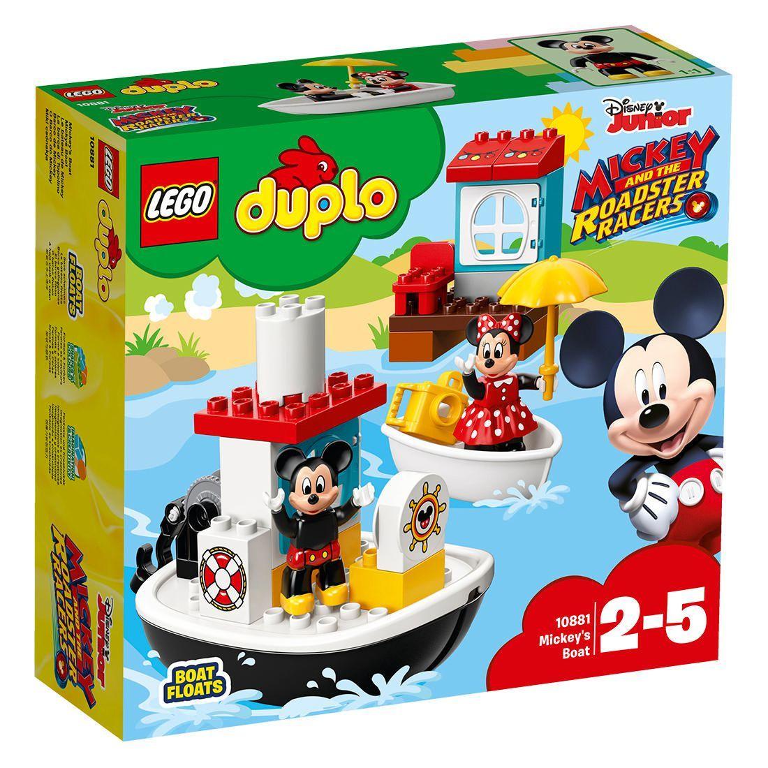 LEGO® DUPLO® Disney™ Mickey's Boat 10881 Lego duplo