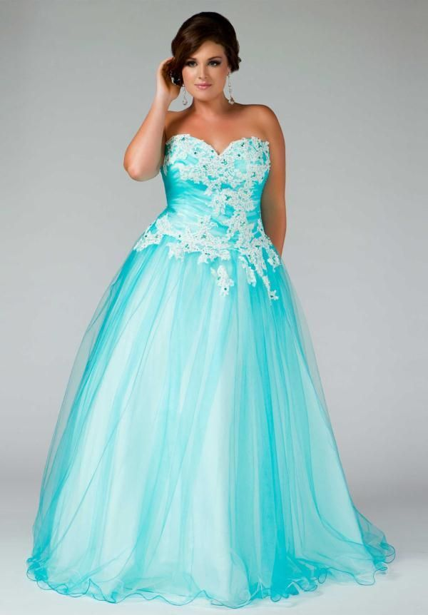 Discount plus size evening gowns dresses