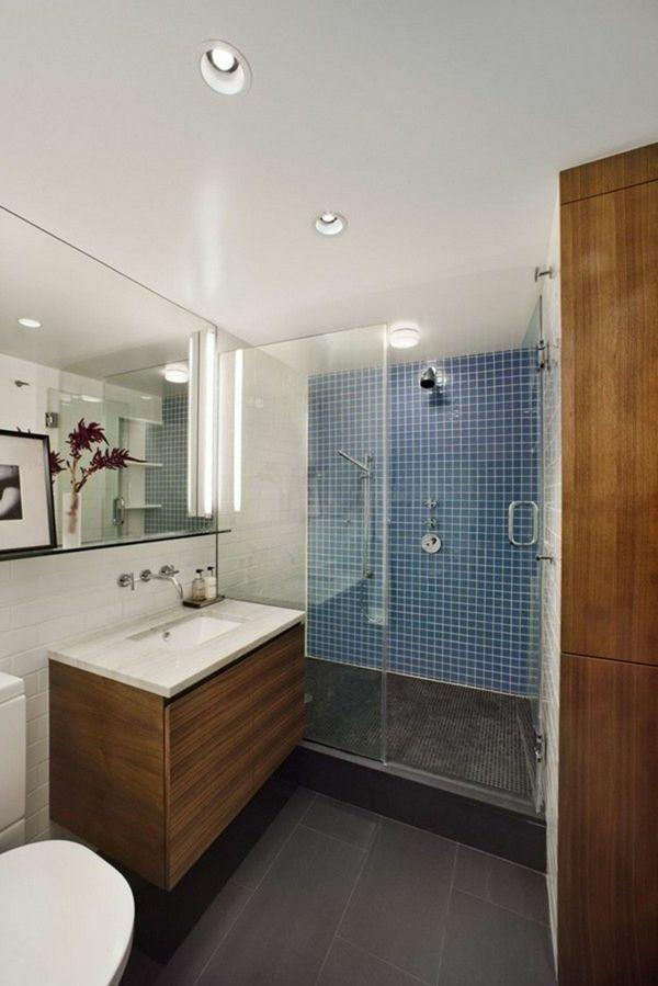 Waschbeckenschrank aus Holz - Elegantes Möbelstück im Bad | Pinterest