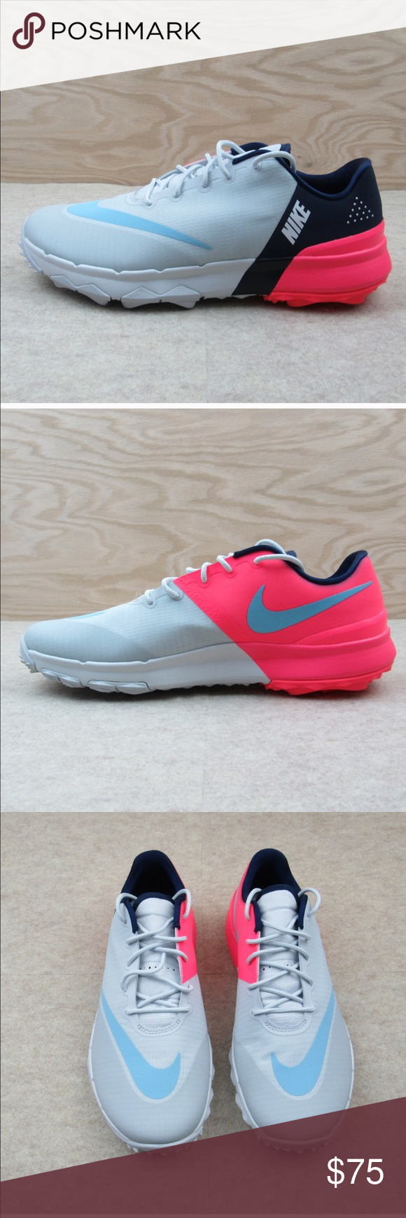 cd3e6f7fb738 Nike FI Flex Golf shoes size 9 women s Nike FI Flex Golf shoes Style 849973-001  Women s size 9 Brand new without box Nike Shoes Athletic Shoes