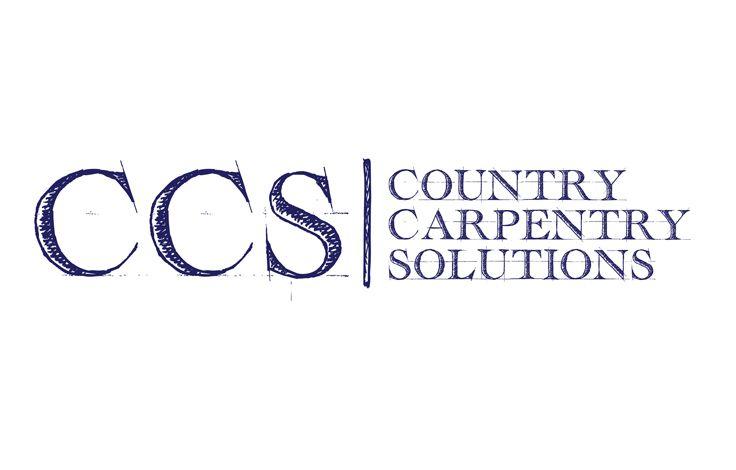 Logo Design For A Local Building Company Country Carpentry
