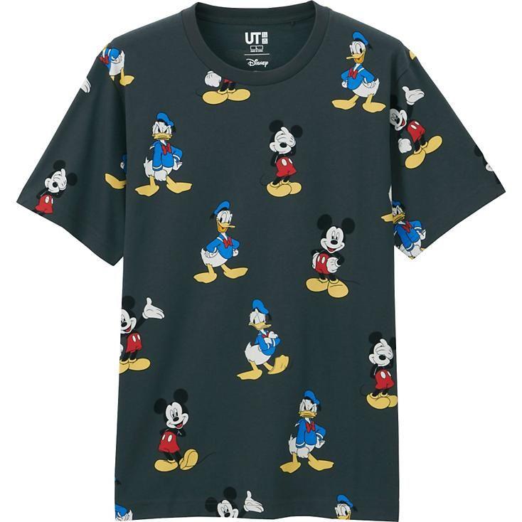 Men Disney Project Graphic T Shirt Camisas Playeras De Moda Ropa
