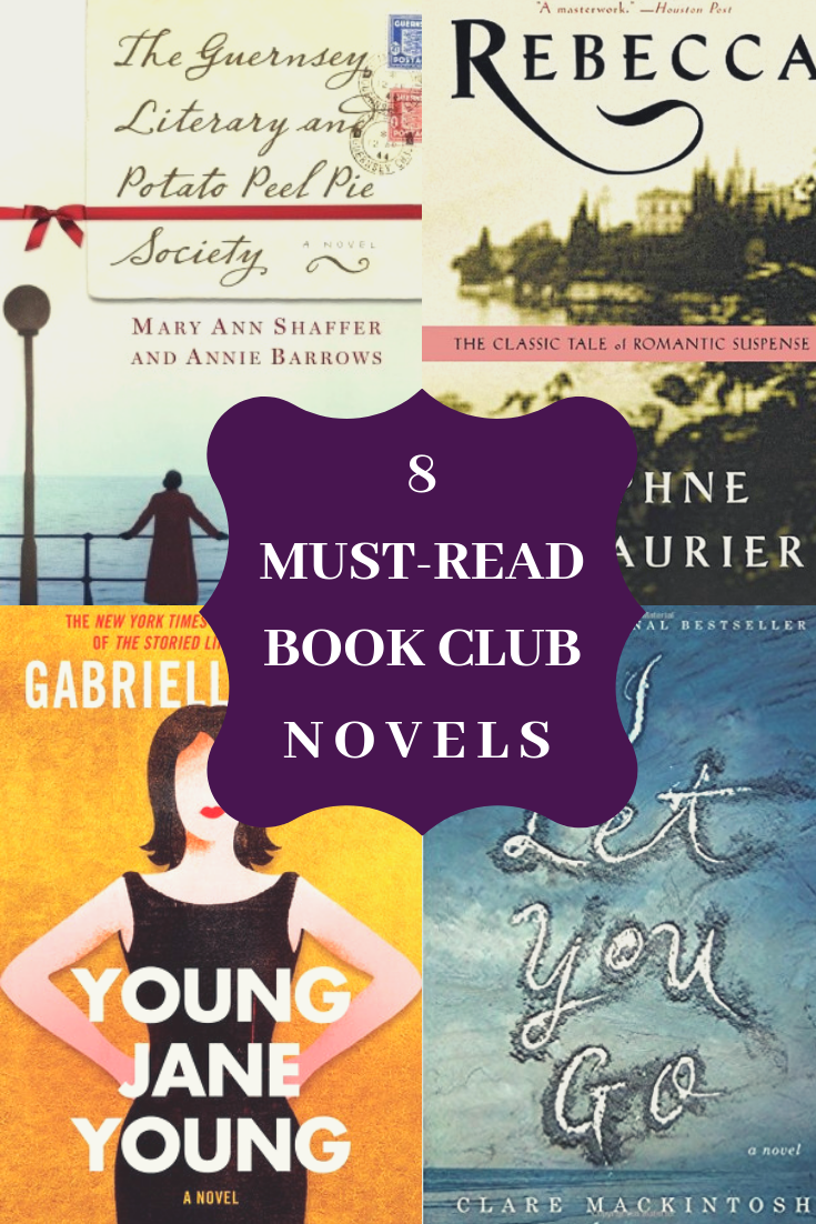Book Club Suggestions | Book Lists | Book club suggestions, Book
