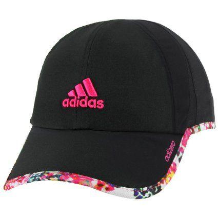 48a5d77993957 Amazon.com: adidas Women's adiZero II Cap, Flash Red/White, One Size ...
