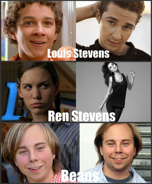 The Cast Of Even Stevens Today Cool Shit Pinterest Funny