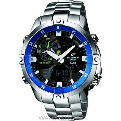 abd4270f46cb Men s Casio Edifice Alarm Chronograph Watch Andy apparently likes this  )  Expensive Watches