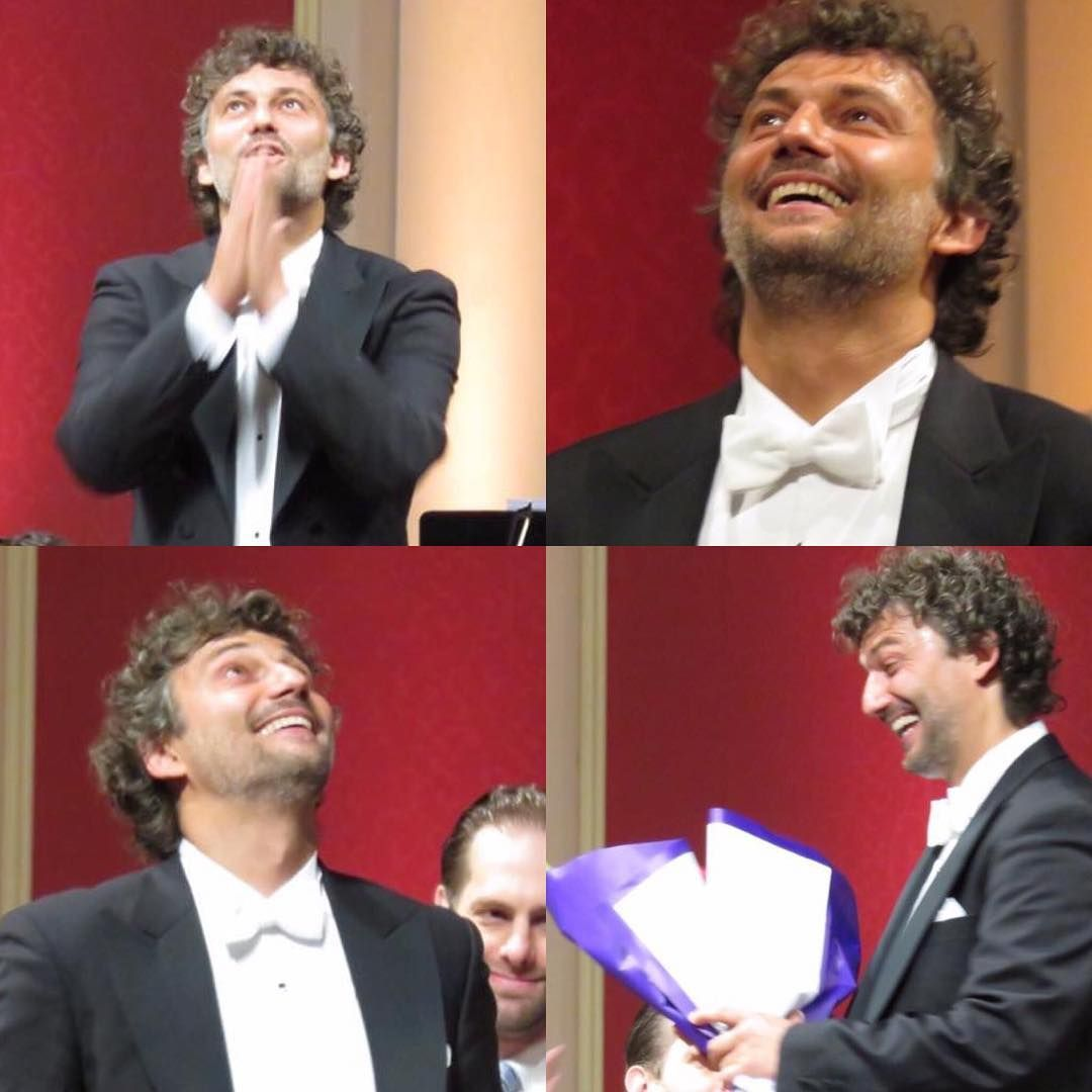 Triumph !❤️ #grandemaestro #jonaskaufmann #teatrocolon #bravo #operasinger #magnificent #recital…