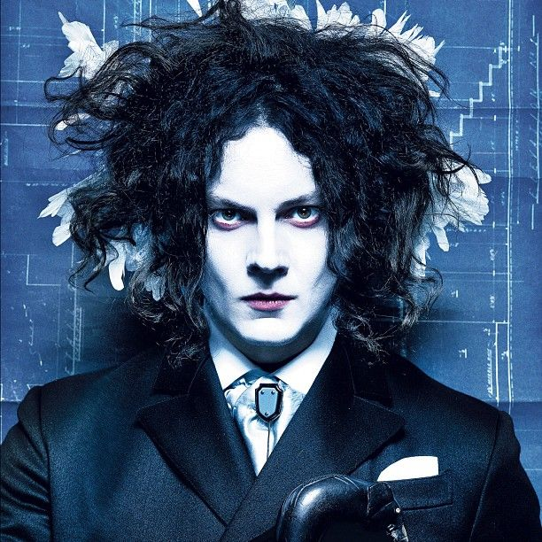 Jack White's amazing weirdness.