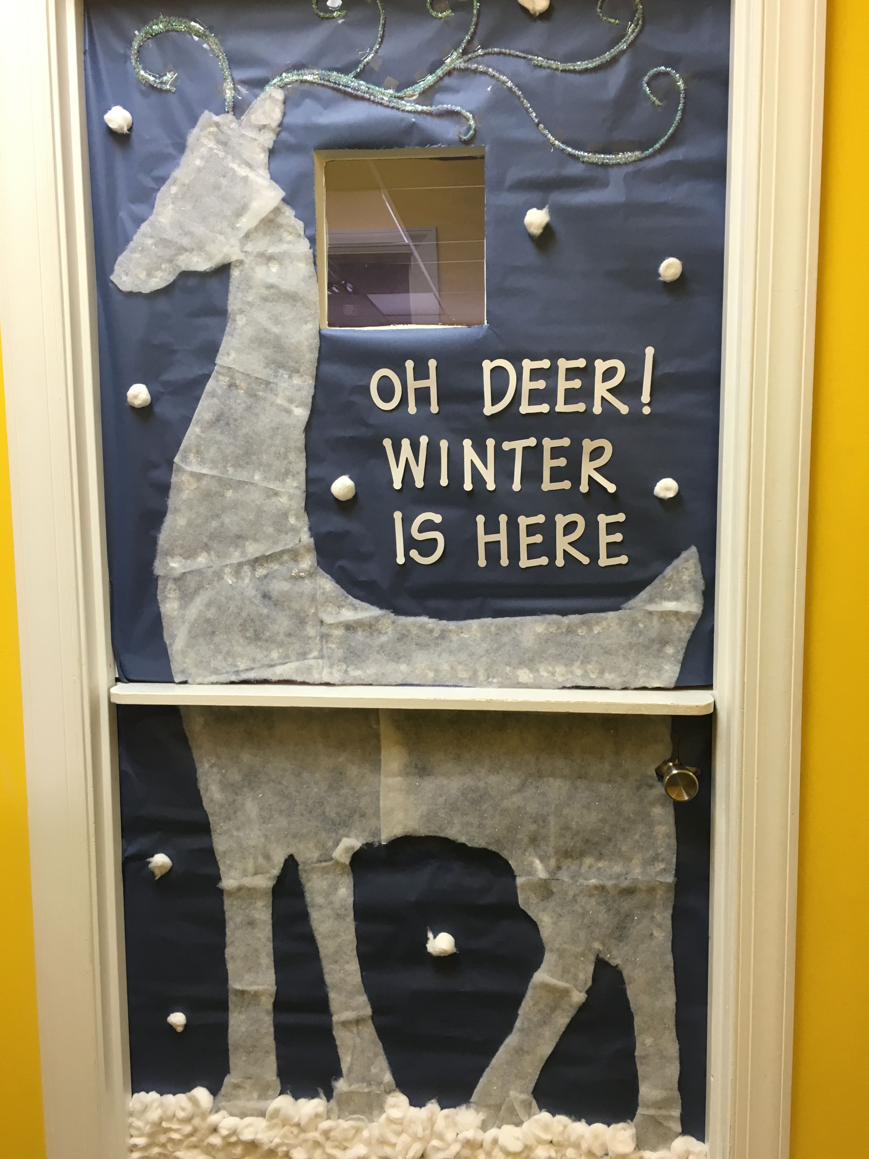 Pin By Tricia Tedder On Winter Door Themes