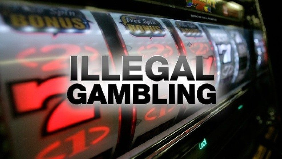 Three St Clair County Residents Charged With Illegal Gambling In