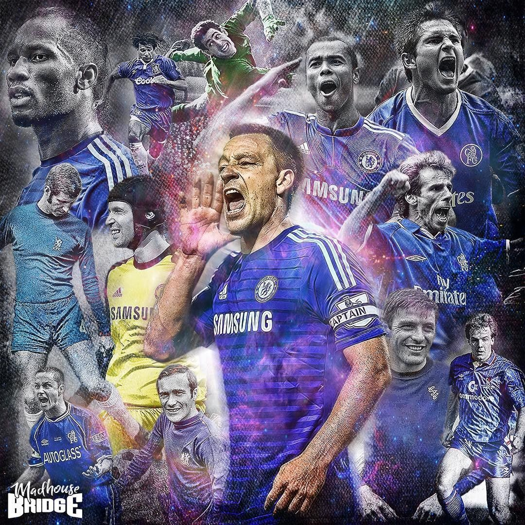Pin on Chelsea FC - J.Terry #26 Captain