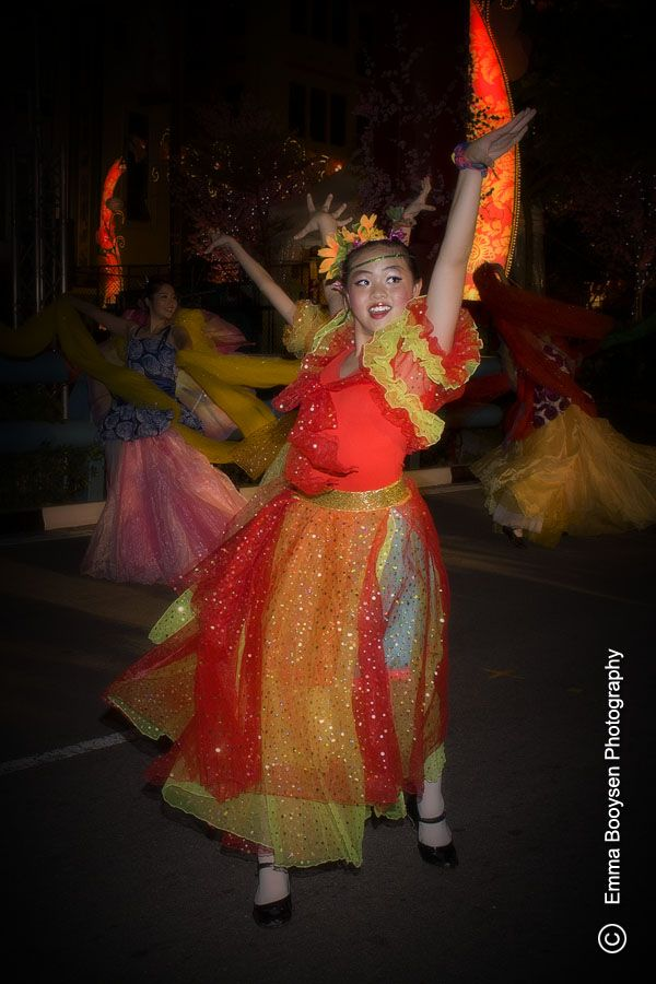 Photo by Emma Booysen Photography. Celebration of Cinese New Year in Singapore