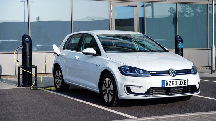 What makes this juncture in the electric car adoption era unique is we're now going to see the phase out of awkward low ranged and powered experimental BEVs and the intro of the first line of consumer market reactive BEVs: VW's new ID3 replaces VW's e-Golf.