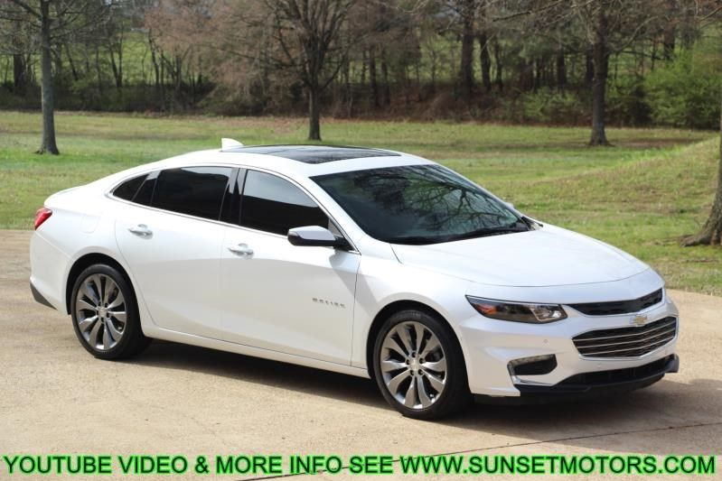 For Sale: 2016 CHEVROLET MALIBU PREMIERE at Sunset Motors Inc.