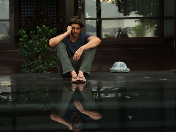 Image result for arjun rampal bare feet